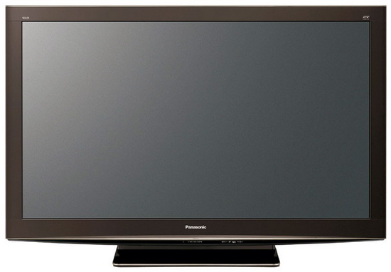 Плазменный 3D-телевизор Panasonic TH-P54VT2