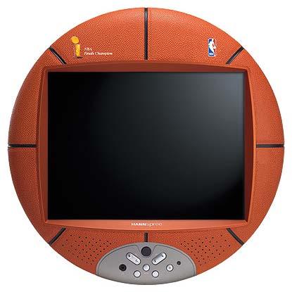 В серии «Sports» компания выпускает телевизоры в виде бейсбольных, футбольных, баскетбольных мячей