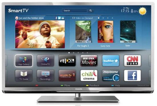 Smart TV в телевизоре Philips